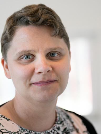 A picture of Heli Järvelä