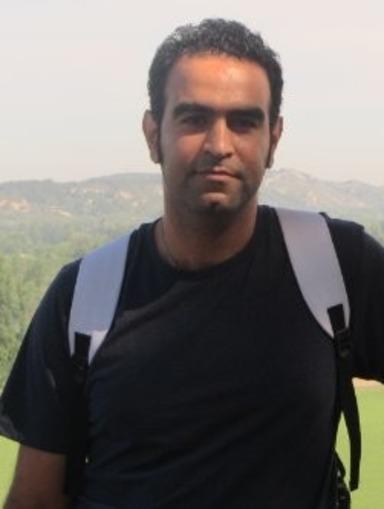 A picture of Shervin Karimkashi Arani