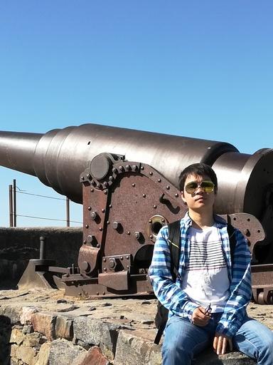 A picture of Eryang Lu