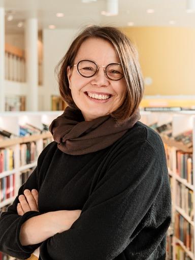 A picture of Anni Vartola