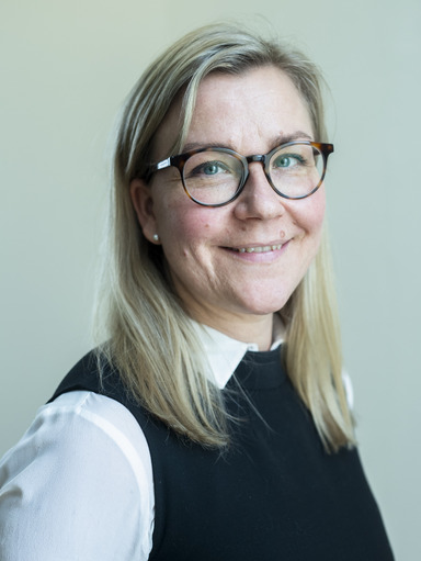 A picture of Hertta Vuorenmaa