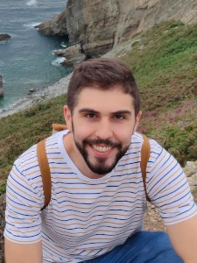 A picture of David Blanco Mulero