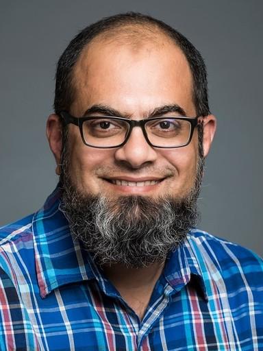 A picture of Aqdas Malik