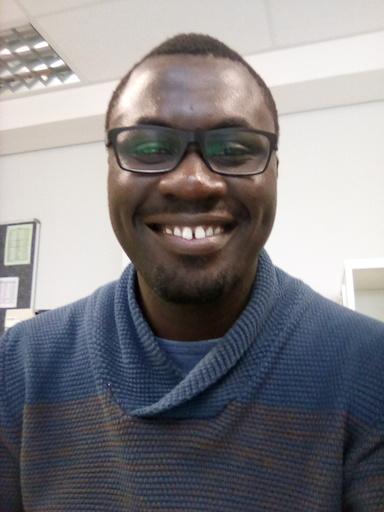 A picture of Desmond Attah-Kyei