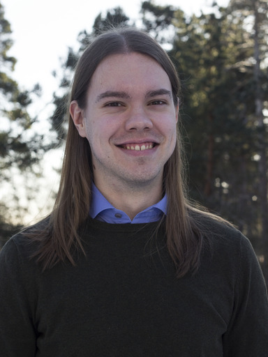 A picture of Mikael Grön