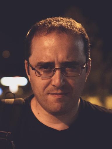 A picture of Toufik Sadi