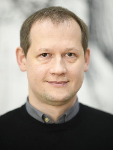 A picture of Anton Kuzyk