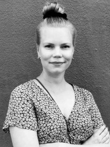 A picture of Jenni Karppinen