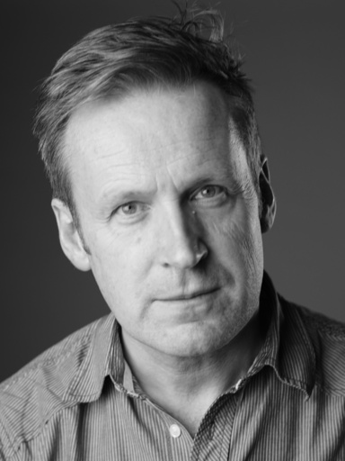 A picture of Jonathan Harvey