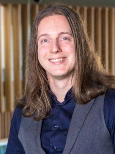 A picture of Robert Rahkonen