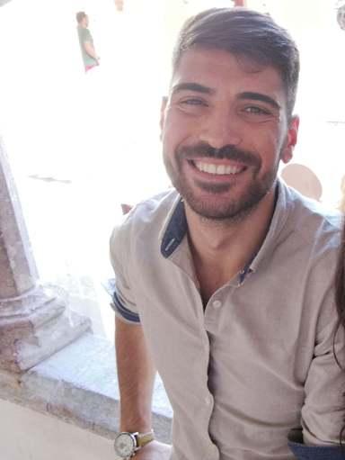 A picture of Emanuele Perra