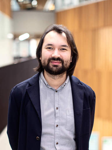 A picture of Sebastian Schlecht