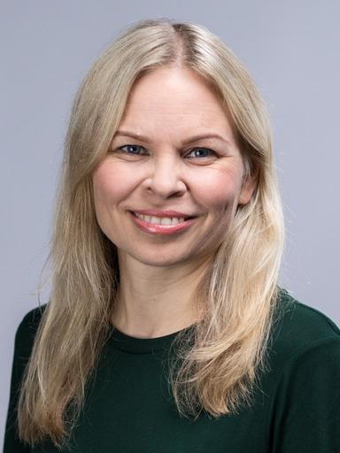 A picture of Tiina Toivola