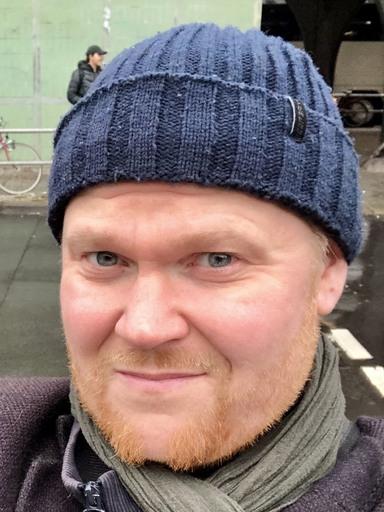 A picture of Taneli Tuovinen