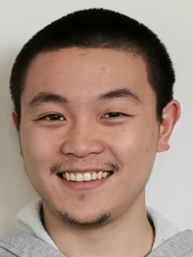 A picture of Guangze Chen