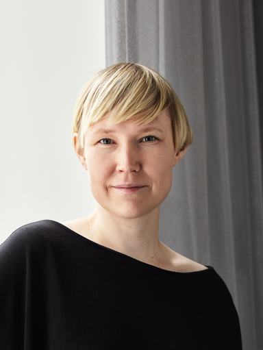 A picture of Petra Haikonen