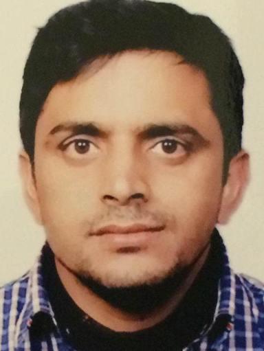 A picture of Girish Tewari