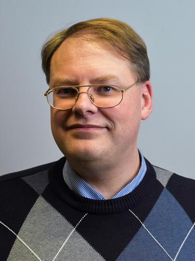 A picture of Dan Häggman