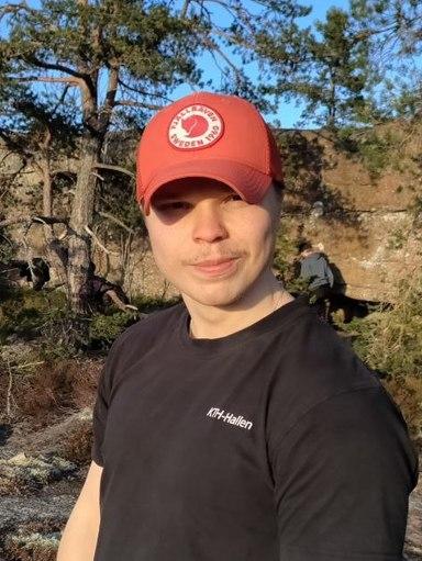 A picture of Arttu Juhani Lehtonen