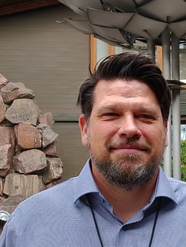 A picture of Jukka Hyvönen