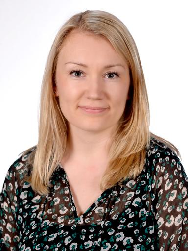 A picture of Vilma Sandström