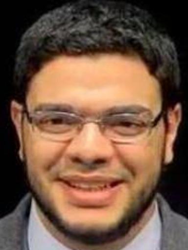 A picture of Mostafa Yossef