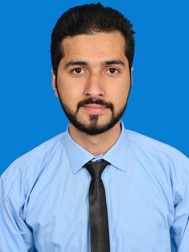 A picture of Muhammad Zubair Farooqi