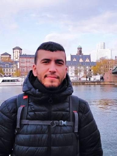 A picture of Taki Eddine Toufik Djaidja