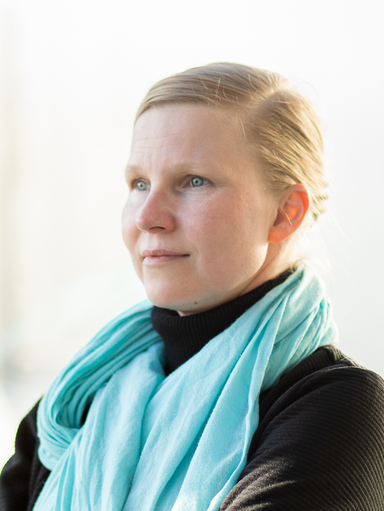 A picture of Maarit J. Käpylä