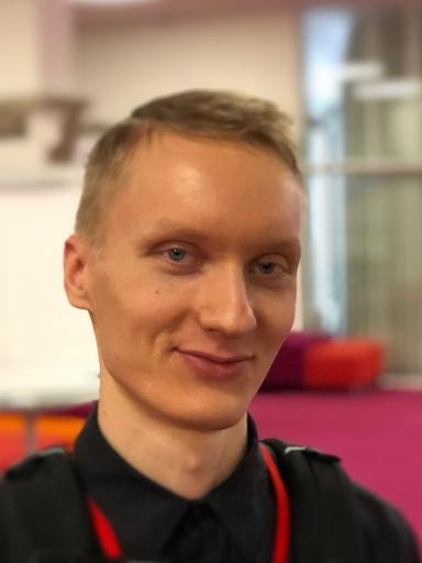 A picture of Markku Riekkinen