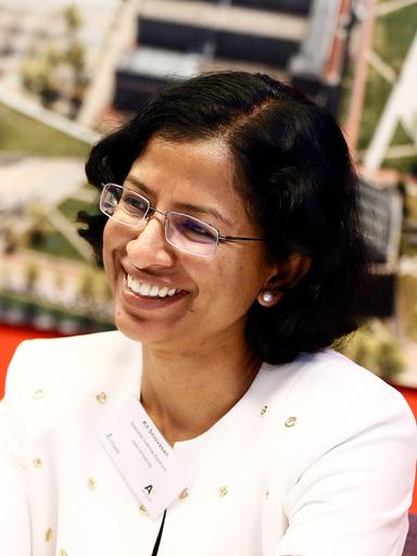 A picture of Kit Srinivasan