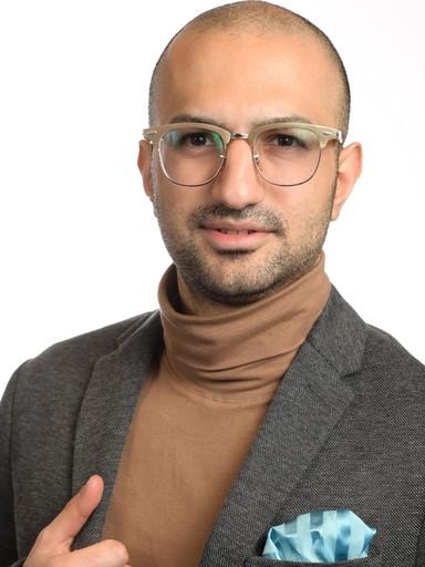 A picture of Alireza Jaribion