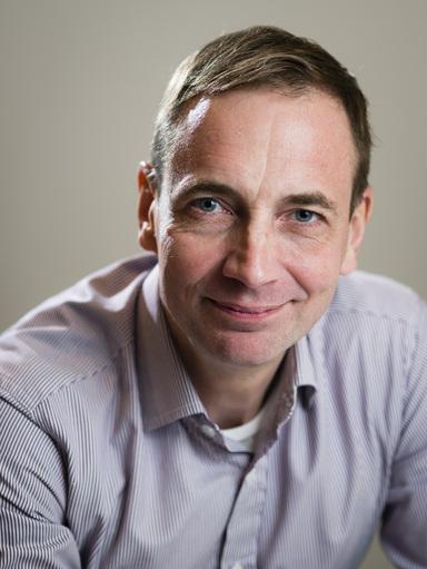 A picture of Patrik Floréen
