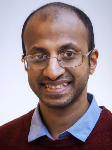 A picture of Nitin Williams