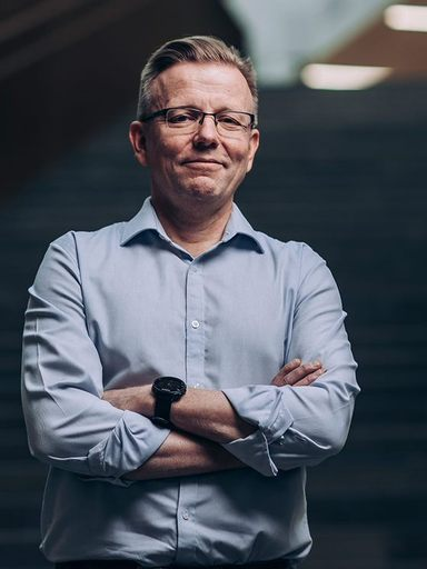 A picture of Juuso Välimäki