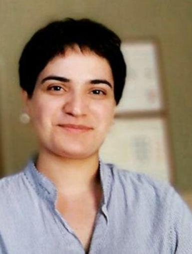 A picture of Maryam Esmaeilzadeh