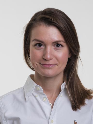 A picture of Olga Lavrusheva
