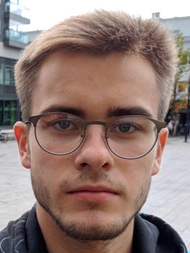 A picture of Aleksandr Danilenko