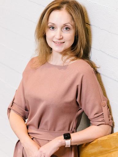 A picture of Natalia Vuori