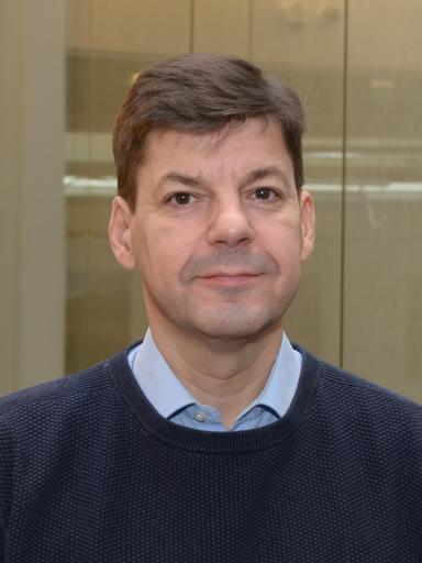A picture of Jaakko Hollmén