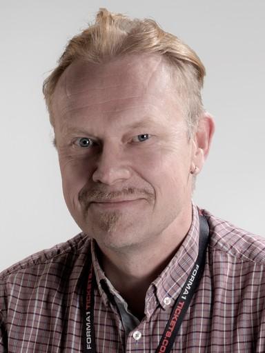 A picture of Kari Kääriäinen