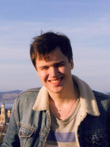 A picture of Maxim Masyukov
