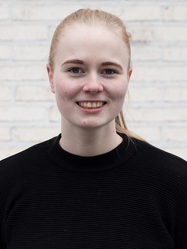 A picture of Anna Holvio