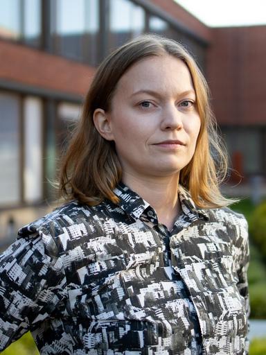 A picture of Maiju Kokkoniemi