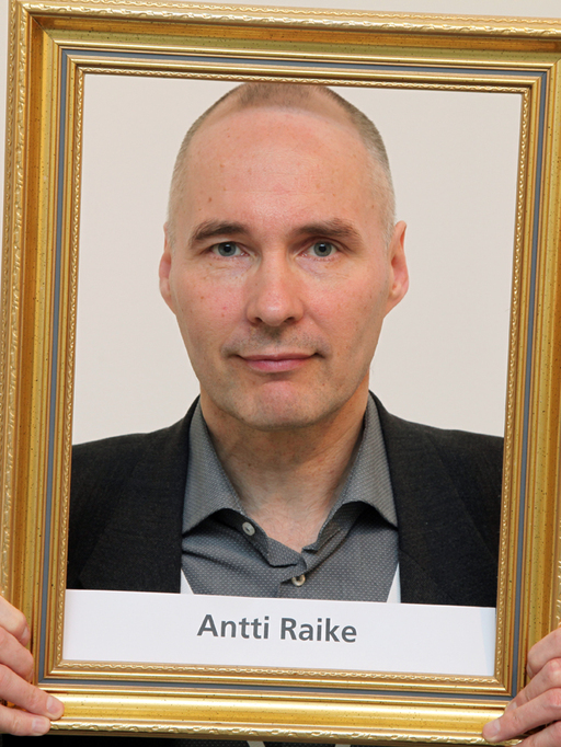 A picture of Antti Raike