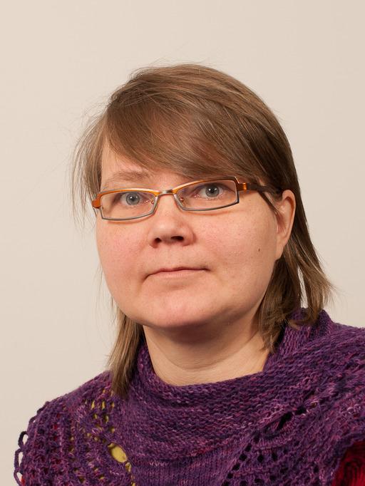 A picture of Katri Koistinen