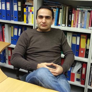 Sassan Iraji, PhD